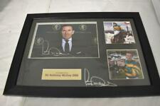 Sir Anthony McCoy Autograph & Photos Framed