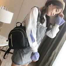 Women Girls Ladies Backpack Travel Shoulder Bag PU Leather Rucksack Handbag NEW.