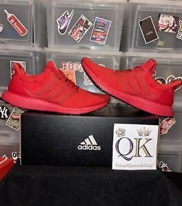 Adidas Men's Ultra Boost 2.0 'Scarlet' Triple Red UltraBoost 2020 FY7123