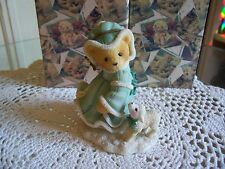Cherished Teddies Felicia with Lamb - box/papers