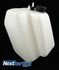 GO KART PETROL TANK NEW 7.5 L RACE TANK PUSH THROUGH -TKM - ROTAX - NEXTKARTING