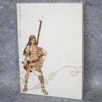 ARCHAIC SEALED HEAT World Guidance Art Illustration Fanbook Book DS SB07