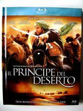 Blu-ray Il Principe del deserto - ed digibook + Movie-Map + Copia Digitale Usato