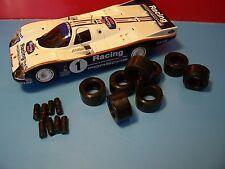 16 Pneus URETHANE pour  Kyosho Dslot43 Porsche 962