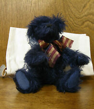 """Knickerbocker #2399 LIBBY, 10"""" Jointed Mohair bear, NEW/Tag From Retail Store"""