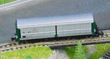 "FLEISCHMANN 8336   PTT sliding wall wagon     ""BOXED""   N Gauge"