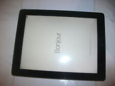 Apple iPad 3rd Gen. 16GB, Wi-Fi, 9.7in - Black***ID LOCKED ETC**
