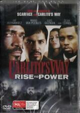 CARLITO'S WAY RISE TO POWER - NEW & SEALED DVD - FREE LOCAL POST