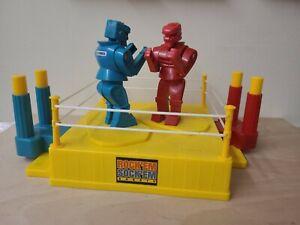 ROCK'EM SOCK'EM Punching Robots Game