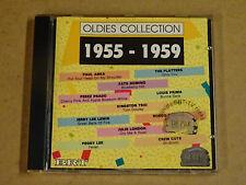 CD / DE PREHISTORIE OLDIES COLLECTION 1955 - 1959