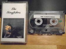 RARE PROMO The Kingfishers DEMO CASSETTE TAPE folk 4 UNRELEASED unknown L.A. 90s