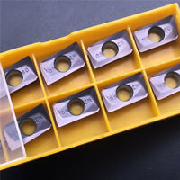 10pcs APMT1604PDER-M2 Indexable Carbide inserts milling cutter inserts APKT1604