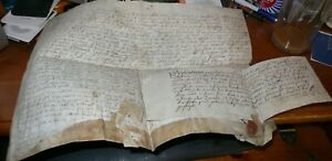 1649 Paper Will - Year of Charles I execution
