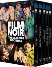 Film Noir The Dark Side of Cinema - 5 Disc Set (2016 Blu-ray New)