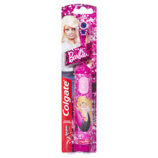 Colgate Kids Battery – Powered Toothbrush Barbie