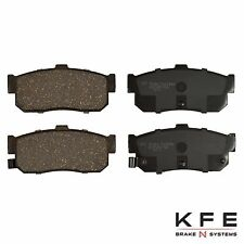 Premium Ceramic Disc Brake Pad REAR New Set + Shims Fits Nissan Infiniti KFE540