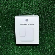 Genuine Apple Ipad iPod iPhone Charger USB Power Adapter 12W MD836LL/A