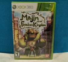 Majin and the Forsaken Kingdom (Microsoft Xbox 360, 2010) Factory Sealed