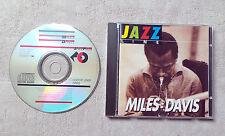 "CD AUDIO MUSIQUE INT / MILES DAVIS ""JAZZ LINE"" CD  COMPILATION 10T 1990"