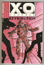 X-O Manowar: Retribution #[nn] (1993, Acclaim / Valiant)