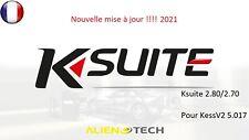 KESS K-SUITE 2.80 kessv2 5.017 / Software lien FR Derniere version 2021 KSUITE