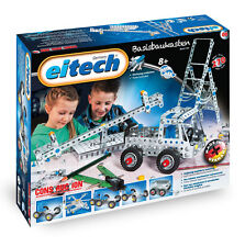 Eitech C06 Basic Set Metal Construction building Toy at least 8 possible models