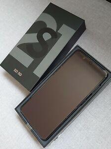 Samsung Galaxy S21 5G SM-G996B/DS - 128GB - Phantom Black (Ohne Simlock)