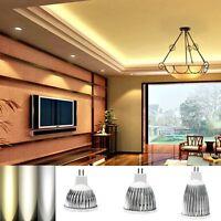 Bright MR16/GU10/E27/E14 CREE LED COB Spot Light Bulbs 6W/9W/12W