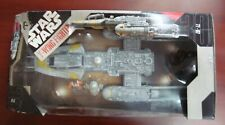 STAR WARS 30TH ANN Y-WING FIGHTER w/ R5-F7 DROID & PILOT TOYS R US EXCLUSIVE MIB