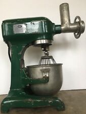 Hobart A120 Mixer 3 With Meat Grinder Amp Multiple Accessories