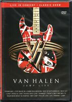 Van Halen DVD Jump Live Brand New Sealed Rare