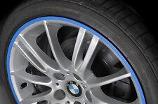Rimskins BLUE 4 Pack wheel rim protectors Rim skins