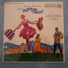 "OST - The Sound Of Music, RCA Victor RB6616, 12"" vinyl LP"