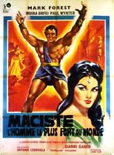 Mole Men Against the Son of Hercules 1961 DVD