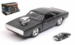 Miniature voiture Film Movie 1:3 2 VOITURE Dodge Chargeur Rt Fast & Furious 7