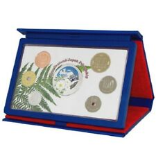 New Zealand  - 2007 - Silver Proof Coin Set-  Aoraki Mount Cook