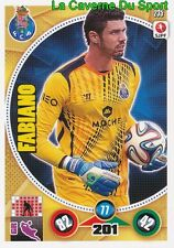 235 FABIANO BRAZIL FC.PORTO Fenerbahçe CARD ADRENALYN LIGA 2015 PANINI