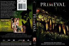 Primeval Dominic Purcell With Alternate Cover Used Very Good Dinosaur Dvd