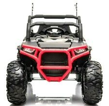 Kinderfahrzeug  Elektro Auto Buggy  2x 12V7AH Akku 4 Motoren 2,4Ghz Allrad Spiel