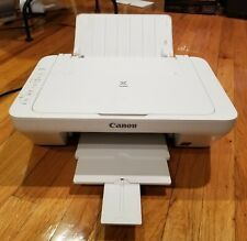 Canon Pixma MG2522 All-in-One Inkjet Printer Scanner and Copier  - Used