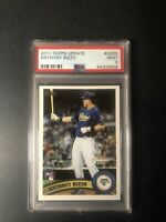 2011 Topps Update #US55 Anthony Rizzo PSA-9 RC Chicago Cubs