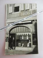 ORIG AK FOTO UM 1920/30 HAUSANSICHT PHILIPP TROST FÄRBEREI BAD KISSINGEN