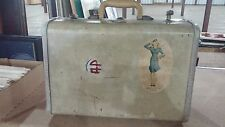 Vintage Airline Carry On Bag Stewardess Case Sampsonite luggage retro awesome