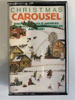 Bing Crosby Julie Andrews Christmas Carousel (Cassette)