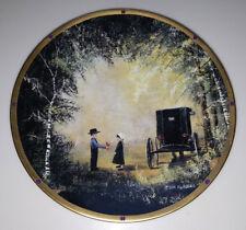 Lenox The Plain Folk Plate Enchantment