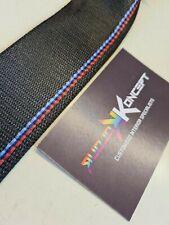 bmw m sport seat belt rewebbing m-sport m2 m3 m4 m5 m6 135i 1 2 3 4 5 6 7 series