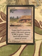 MTG: Magic the Gathering Beta card Farmstead LP/MP