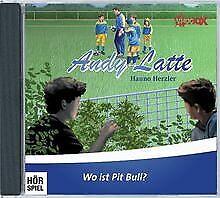 Andy Latte - Wo ist Pit Bull? von Herzler, Hanno | Buch | Zustand gut