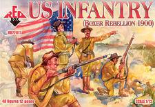 RED BOX 1/72 EU Infantería Boxeador Rebellion 1900 #72017