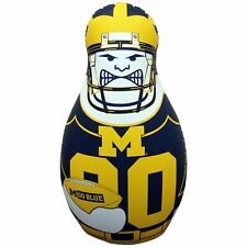 Michigan Wolverines Bop Bag